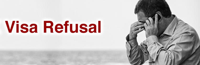 visa refusal and cancellation